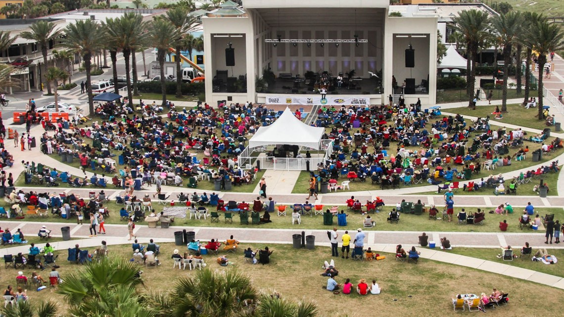 Annual Seawalk Music Festival scheduled for June in Jax Beach, city not requiring masks