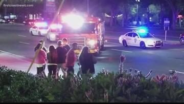 Life-threatening injuries after Mandarin motorcycle crash