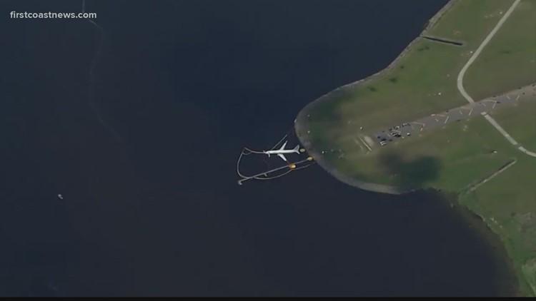 NTSB: 2019 Miami Air crash at NAS Jax caused by flight crew error, hydroplaning