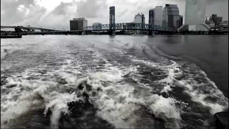 Get spooky! Haunted river boat tour sets sail Wednesday night in Downtown Jacksonville