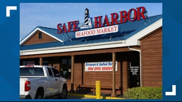 Safe Harbor Seafood announces it will drop anchor in Riverside at Five Points