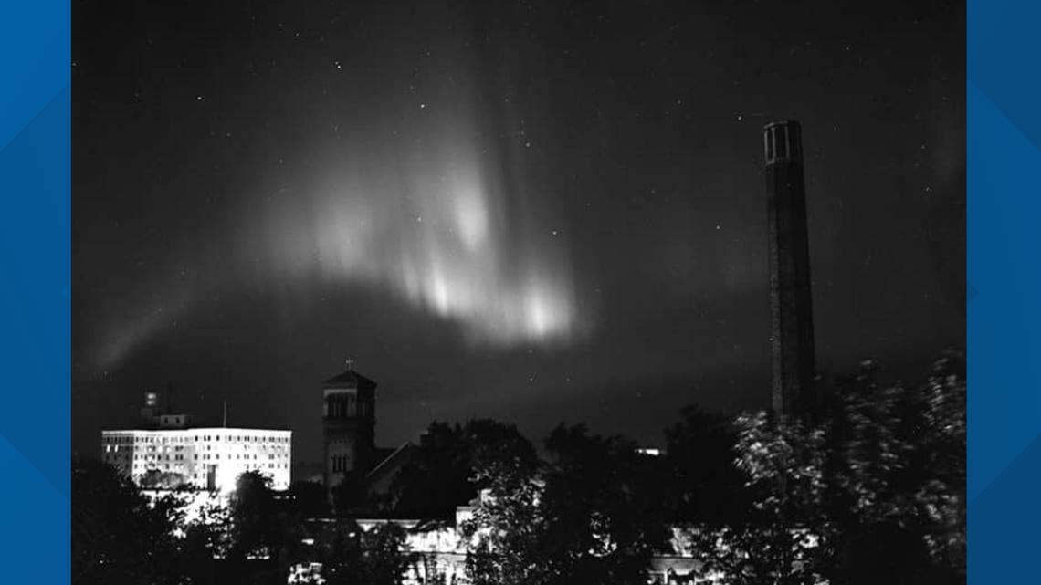 Rare Aurora Borealis seen in Florida exactly 80 years ago