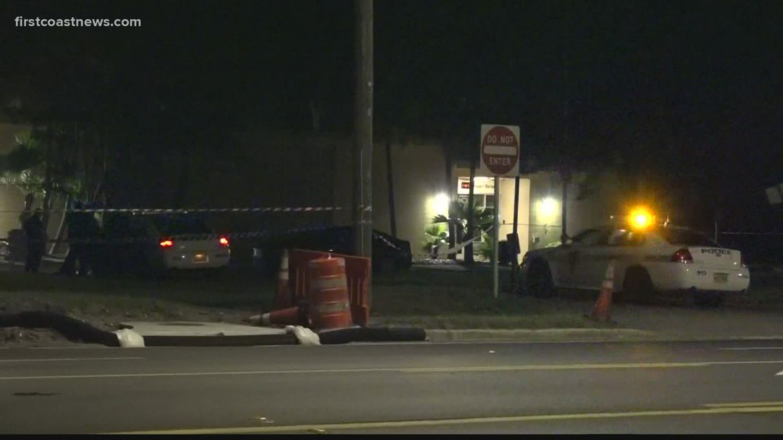 One dead after shooting in Jacksonville