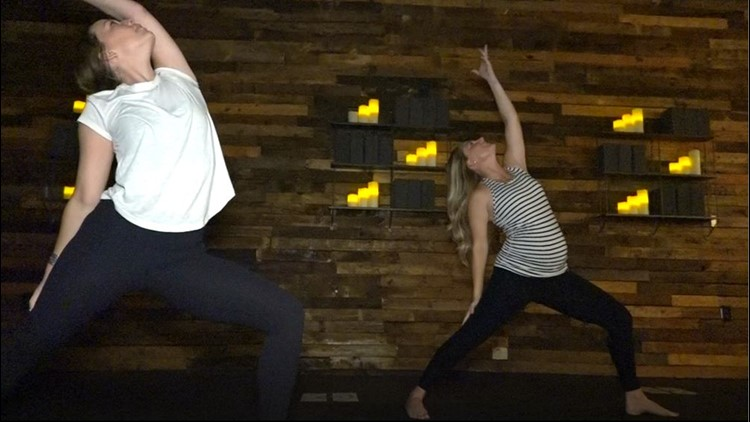 Ponte Vedra Beach yoga studio adds two 'vax only' classes
