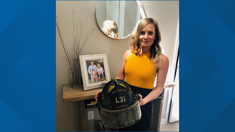 'That was a very devastating time': Wife of missing Jacksonville firefighter opens up about husband, search to find him