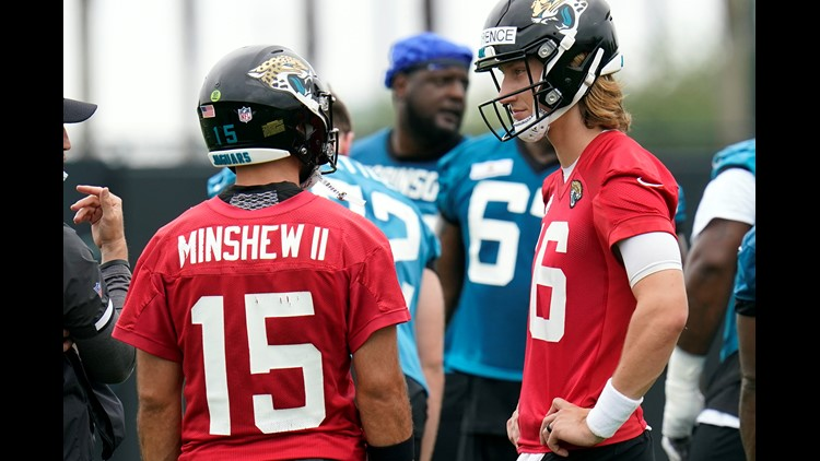 Jaguars Training Camp Files | Day One