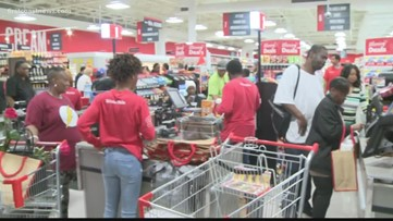 Winn-Dixie has grand opening celebration for Brentwood area store