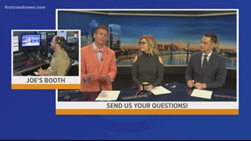 Joe's Booth: Ask our anchors!