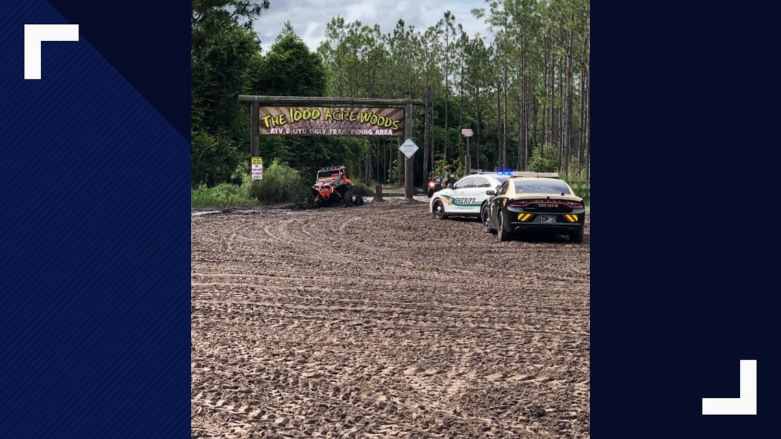 1 person killed in ATV crash at Hog Waller Mud Bog in Palatka