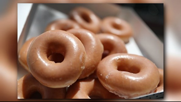 SWEET DEAL: How how you can score free doughnuts at Krispy Kreme in the next 2 weeks