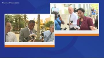 Judge delays sentencing for Katrina, Reggie Brown
