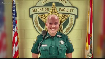 Clay County deputy undergoing treatment for Stage Three breast cancer