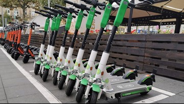 Electric scooters, electric bikes could be zipping into Jacksonville soon