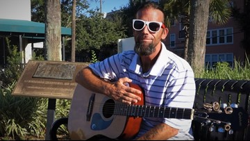First Coast YOU: Chevy Ethridge on being homeless 'I'm not ashamed of my life'
