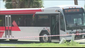 JTA fires bus driver after woman is run over in Mayport