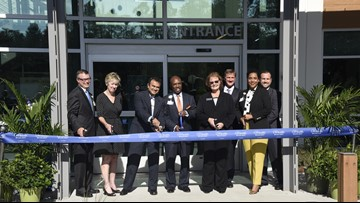 Ribbon cutting ceremony held at new Nassau County UF Health medical office