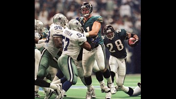 Tony Boselli not among those selected to Pro Football Hall of Fame