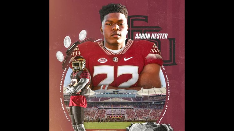 Athlete of the Week: Fletcher's Aaron Hester