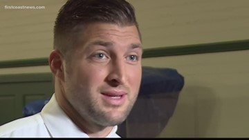 WATCH: Tracking down Tim Tebow