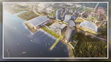 Approval for plans on Lot J could get approval by October