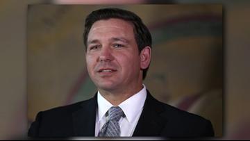 Florida voter registration site back up after Florida democrats accuse Gov. Ron DeSantis of voter suppression
