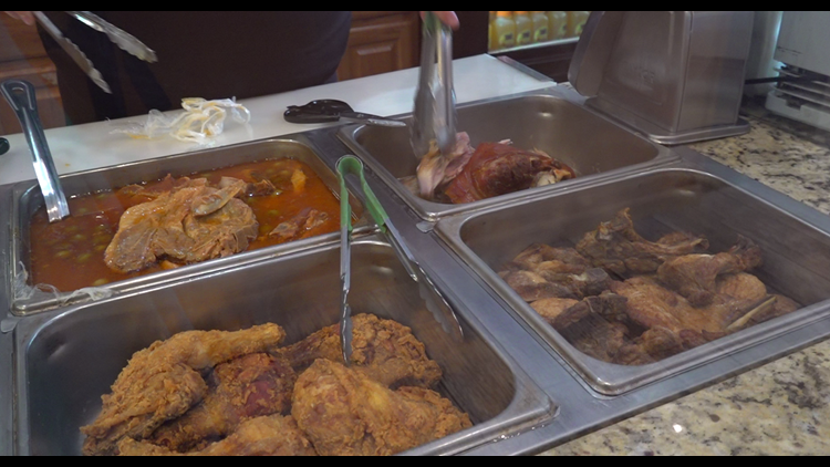 'Route of Hispanic Flavors' offers a tour of Latin food for National Hispanic Heritage Month