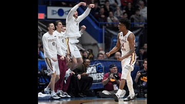 How 'Sweet' it is! Florida State is headed back to the Sweet 16 of NCAA Tournament