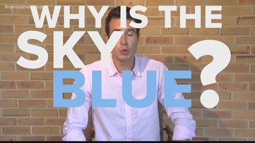 Science with Steve: Why is the sky blue?