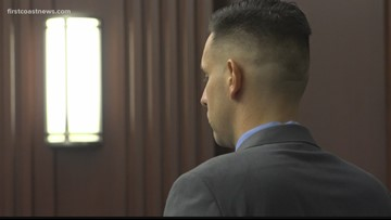 Bond reduced for Marine charged with coordinating burglary of JSO officer's home, squad car