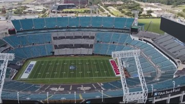 Florida-Georgia game's time in Jacksonville may be limited