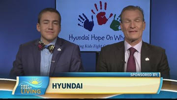 Childhood Cancer Awareness Month this September, Hyundai Hope on Wheels' Helps (FCL Sept. 20)
