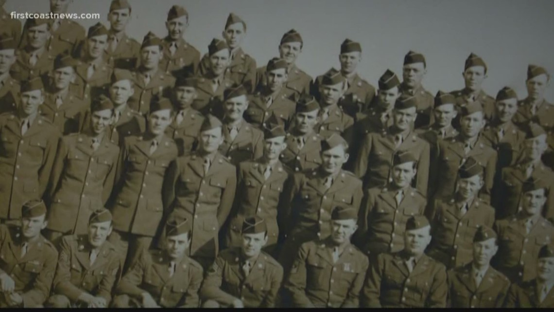 'I don't know how I did it': First Coast D-DAY veteran still can't believe he wasn't killed