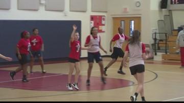 Local girls team seeking national title