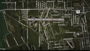 Elderly man dead, woman hospitalized in St. Augustine shooting, stabbing