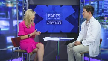 UF Health Infection Preventionist answers your questions about COVID-19
