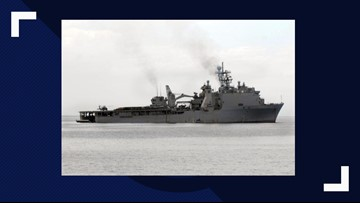 25 sailors, Marines on USS Fort McHenry diagnosed with parotitis