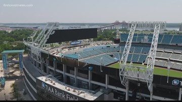 Jaguars doing their part to help during government shutdown