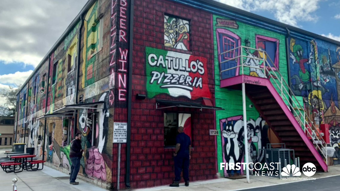 Catullo's Italian expands with soft launch of downtown pizzeria