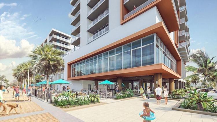 Margaritaville Beach Hotel, LandShark Bar & Grill open Tuesday in Jacksonville Beach