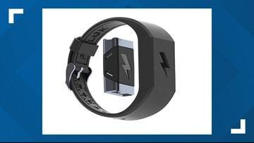 Company says electric shock bracelet will help break bad habits