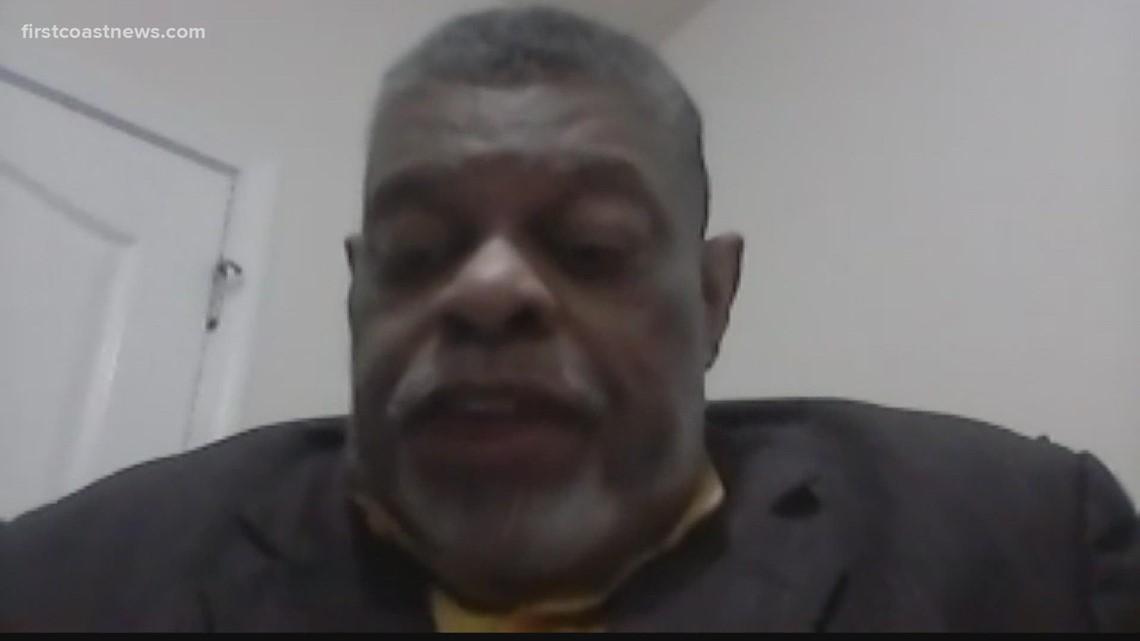 Jacksonville pastor speaks out after violent weekend full of shootings