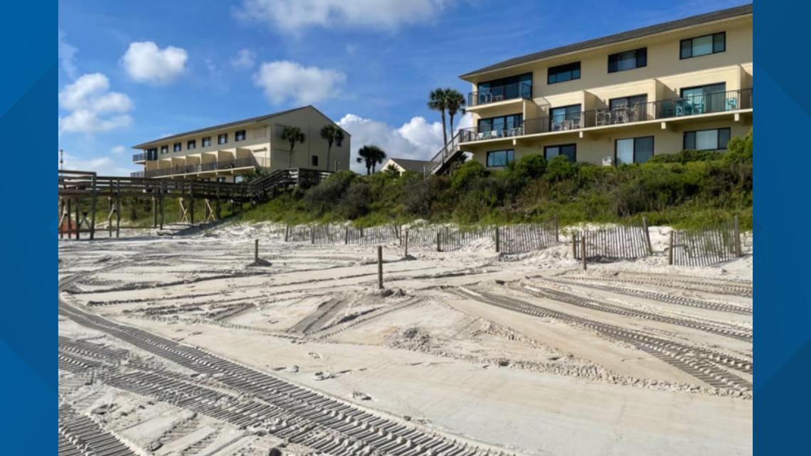 Civil War shipwreck 'The Caroline Eddy' buried in Florida