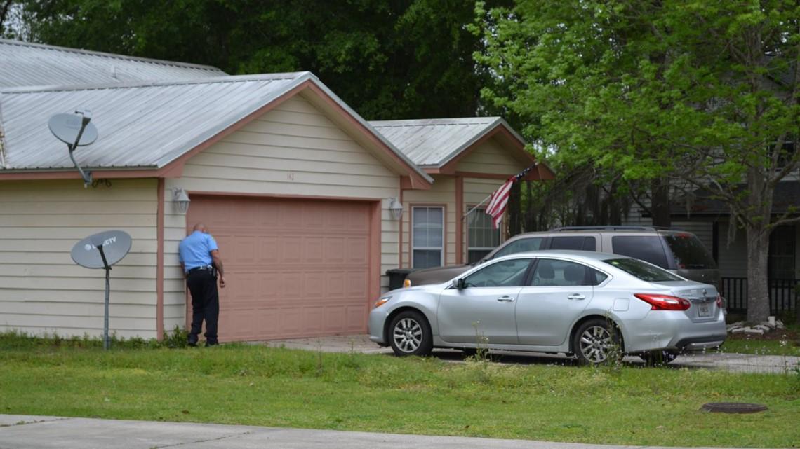 PHOTOS: Deputy standoff in Kingsland ends with man in custody