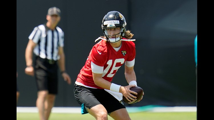 Jaguars OTAs: Trevor Lawrence's bounce-back week, why Gardner Minshew was absent from practice and more