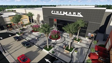 Phase One of The Pavilion at Durbin Park to bring 700,000 sq. ft. of retail space to St. Johns County, more on the way