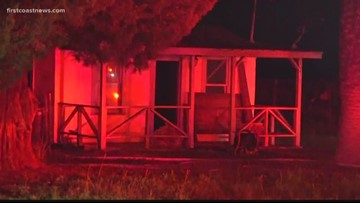 JFRD responds to house fire on the Westside