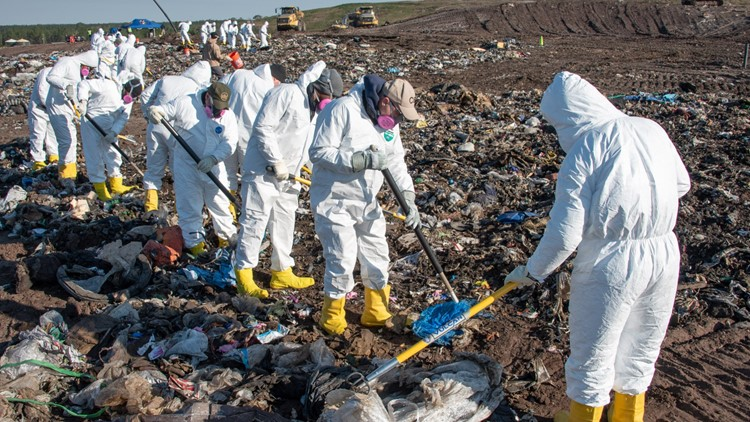 Folkston Landfill search