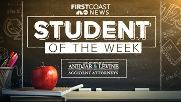 Nominate a student for First Coast News' Student of the Week