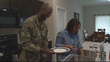 Monday Motivation: U.S. Navy Petty Officer becomes first in his family to own a home
