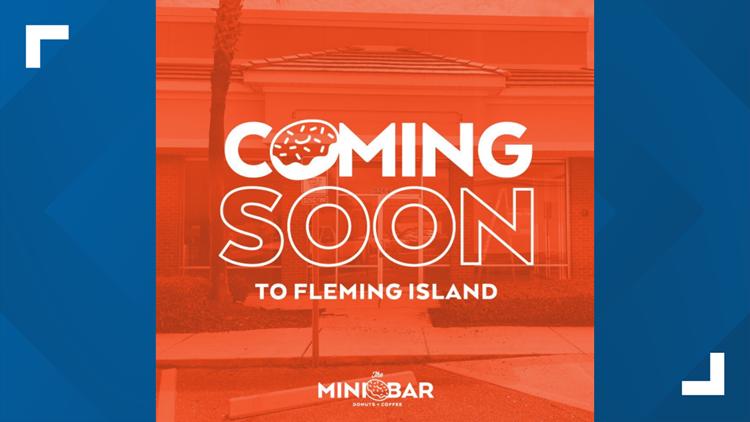 Mini Bar donut shop sets sights on Fleming Island